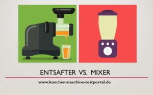 entsafter vs mixer was ist ges nder saft oder smoothie. Black Bedroom Furniture Sets. Home Design Ideas