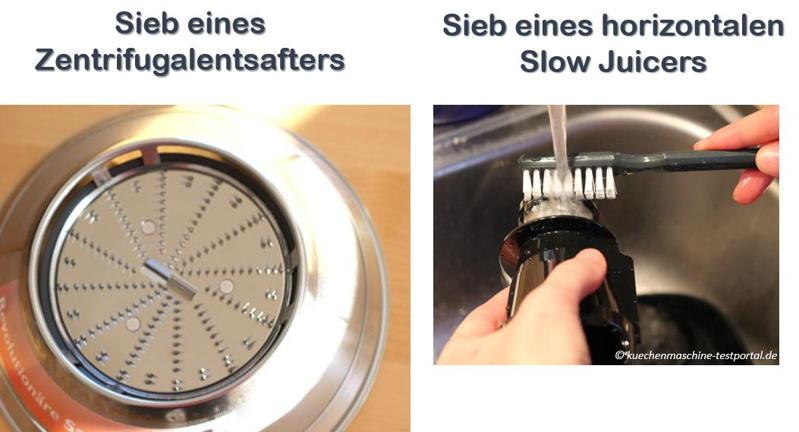 Unterschied Zwischen Slow Juicer And Entsafter :  Entsafter Test 2017 Testsieger im vergleich