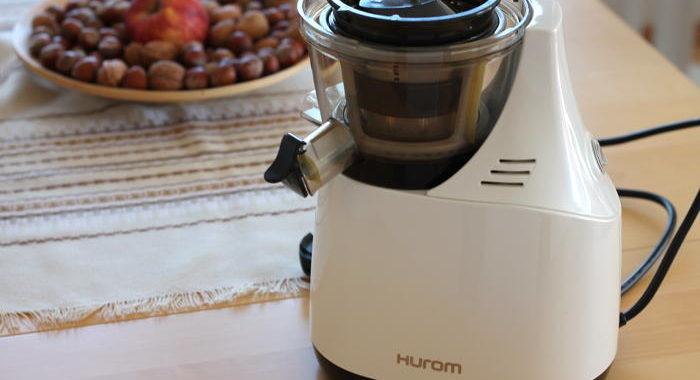 Hurom HE-Series Slow Juicer – Entsafter Test