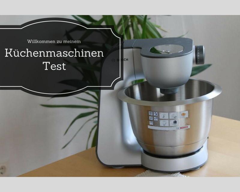 Küchenmaschine Test und Kaufberatung