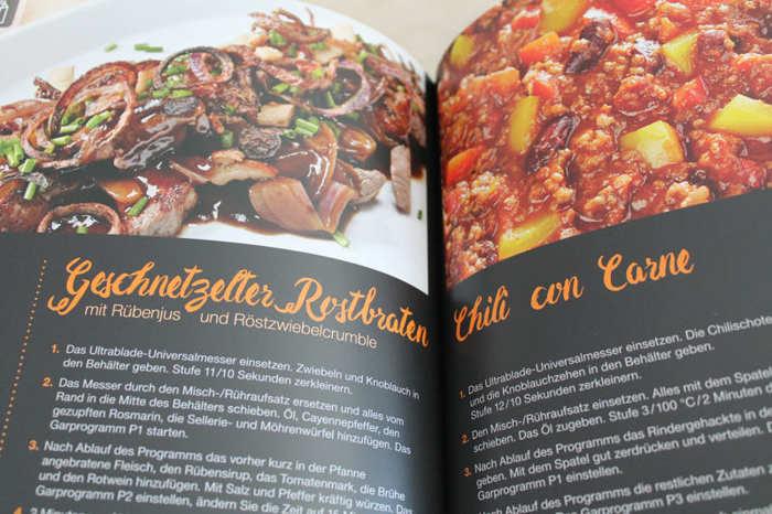 Krups Prep & Cook HP5031 Rezeptbuch