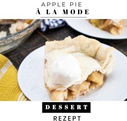 Apple Pie à la Mode aus Harry & Sally
