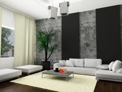 wohnzimmer einrichten in grau wei. Black Bedroom Furniture Sets. Home Design Ideas