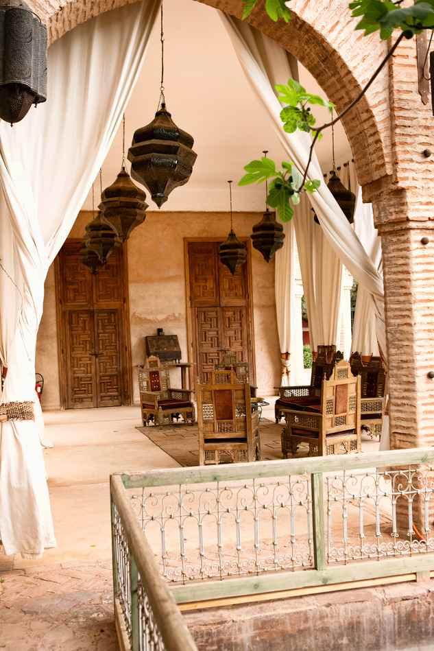 Haus Marokko Stil