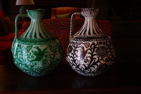Vase orientalisch