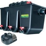 TIP Mehrkammer-Teichaußenfilter PTS 40000 UV