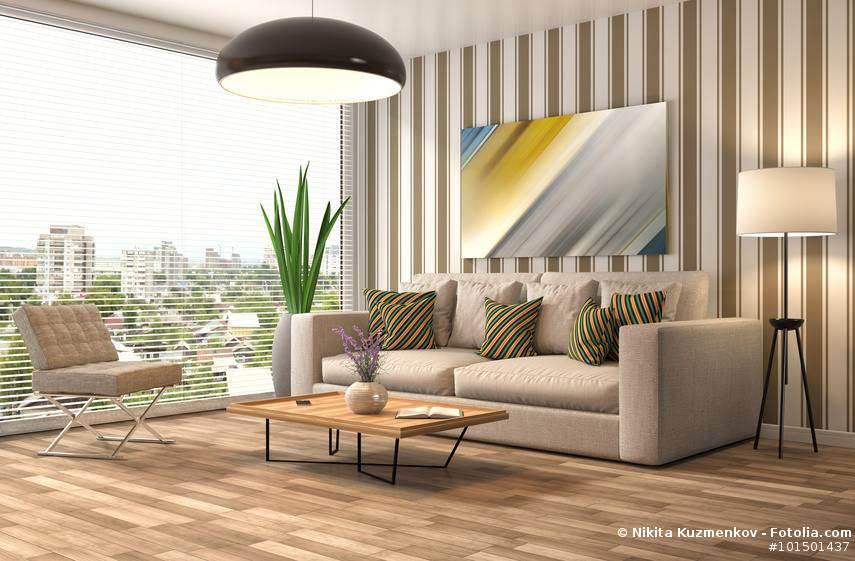 Wohnzimmer Beige Sofa