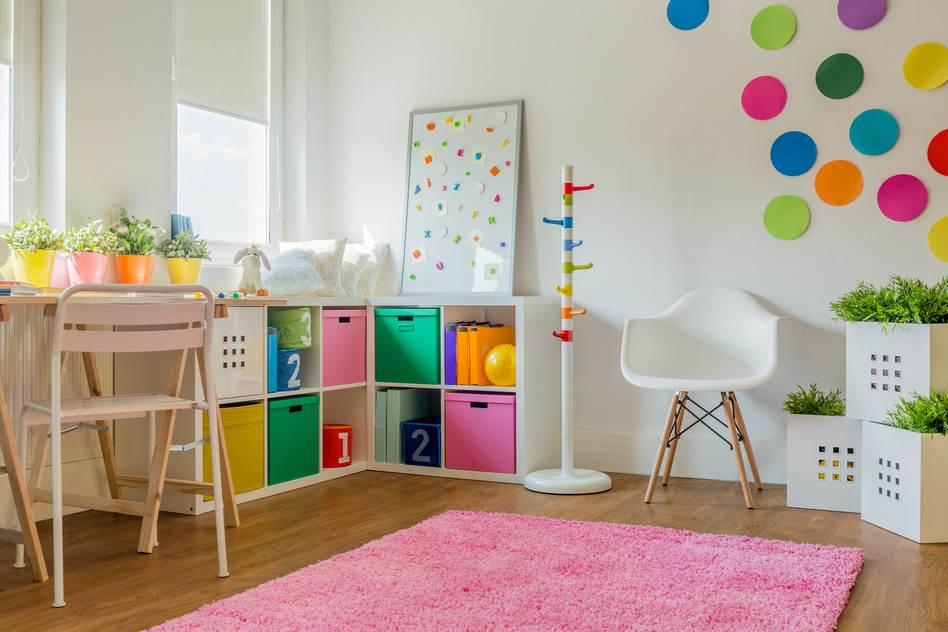 Kinderzimmer für Mädchen fantasievoll einrichten