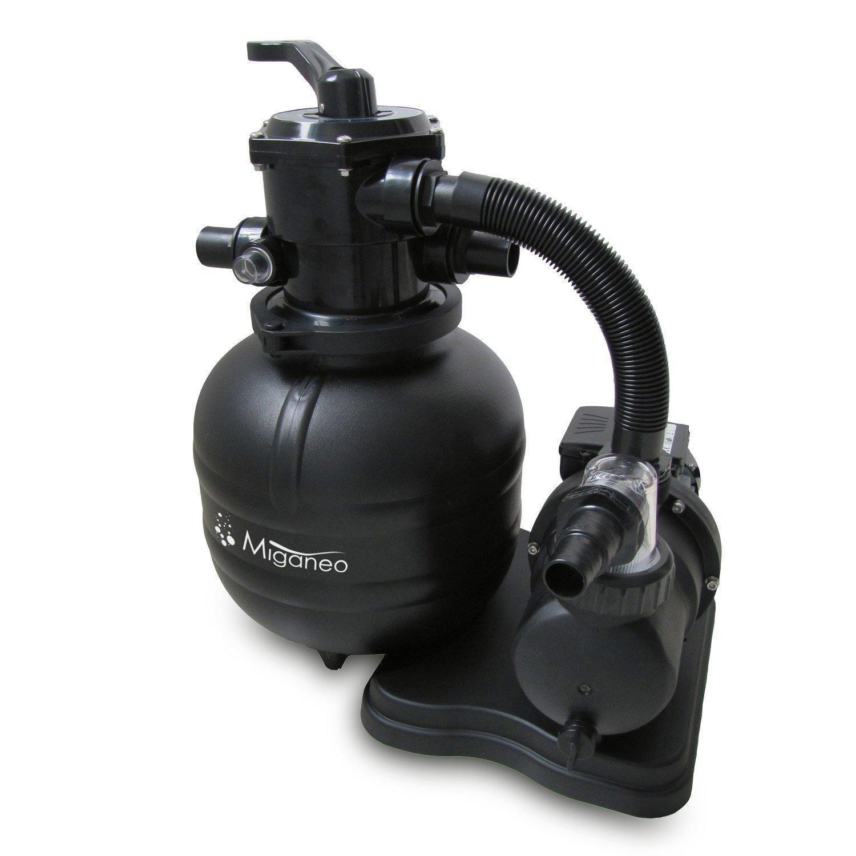 Photo of Miganeo Sandfilteranlage Dynamic 7000 mit 4.500 l/h: Gute Anlage mit sparsamem Verbrauch