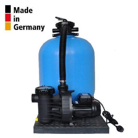 Photo of PoolsBest  Sandfilteranlage mit Aqua Plus 11 m³/h: Echtes Kraftpaket
