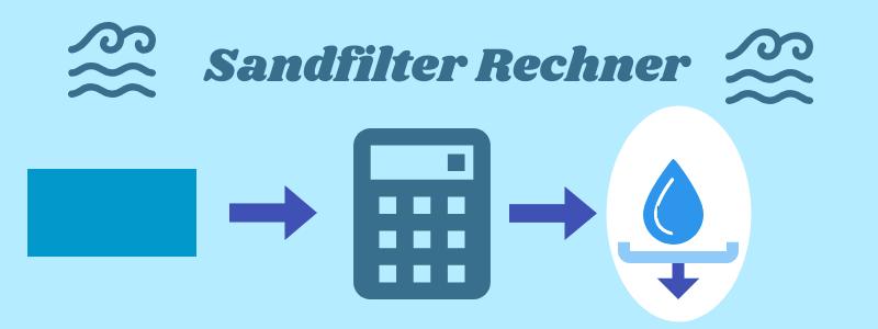 Photo of Sandfilter Online-Rechner: Sandfiltergröße und Poolgröße berechnen