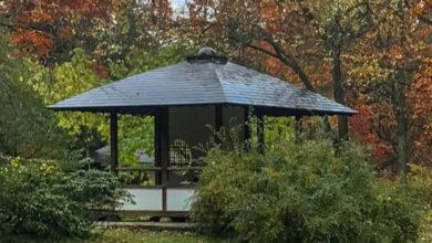Photo of TOP 4 Hardtop Alu Pavillons mit festem Dach aus Doppelstegplatten (ganzjährig)