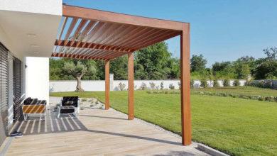 Photo of Terrassenüberdachung aus Holz: TOP 3 Modelle und Kaufkriterien
