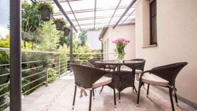 Photo of TOP 5 Terrassenüberdachungen aus Alu mit Polycarbonat- und Verbund-Platten