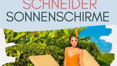 Photo of Flexible Schneider-Sonnenschirme: Rhodos Twist & Rhodos Grande